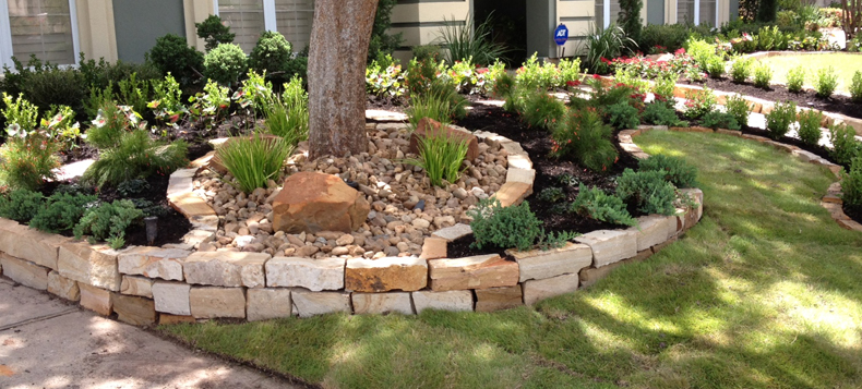 Image gallery houston landscape design for Pool design rochester ny